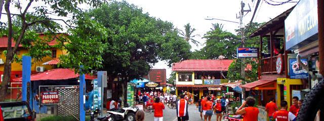 Event in Montezuma, costa rica