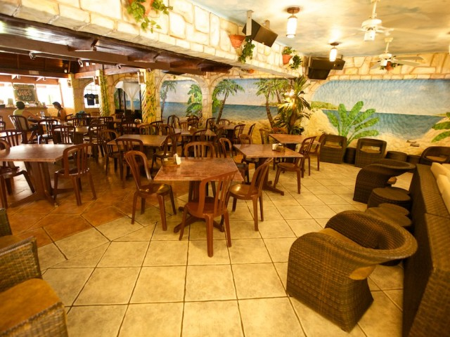 Budget Hotel & Restaurant – Montezuma, Costa Rica