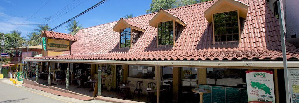Hotel económico en Costa Rica: El Sano Banano, Montezuma