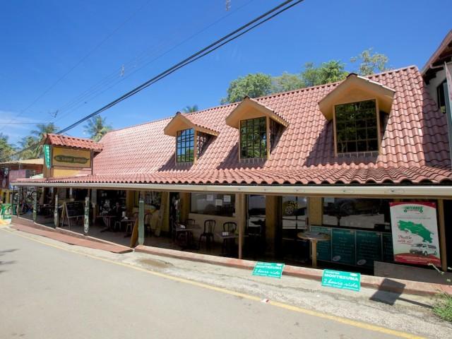 Budget Hotel in Costa Rica: El Sano Banano, Montezuma