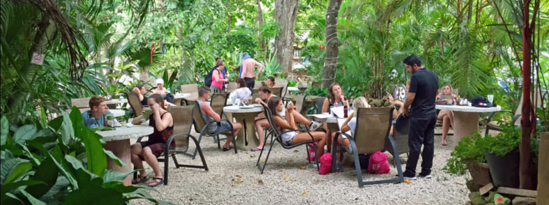 sano banano budget hotel junto a la playa montezuma, costa rica